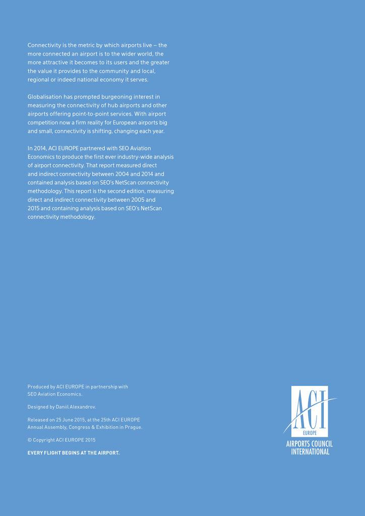 ACI Connectivity Report